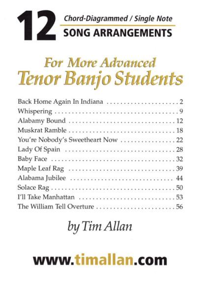 12 More Advanced Arr's - Book Cover